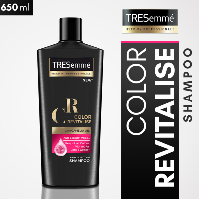 Tresemme Color Revitalize Shampoo 650ml
