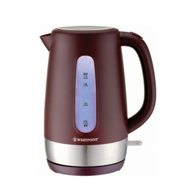 Westpoint Cordless Electric Kettle 1.7Ltr (WF-8270)