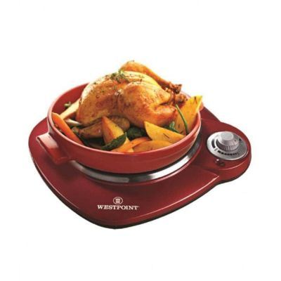 West Point  Hot Plate Easy and Convenient Electric Cooktop WF-271