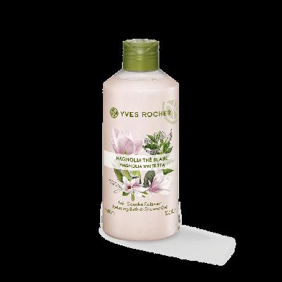 Shower Gel Magnola The Blanc Bottle 400Ml