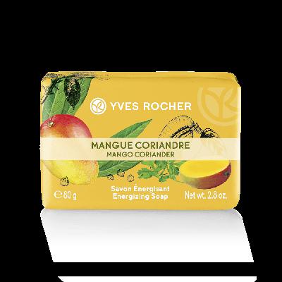 Energizing Soap Mango Coriander 80G