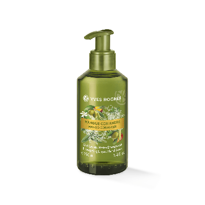 Liquid Hand Soap Mango Coriander Bottle 190Ml