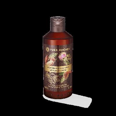 Bath  Shower Gel Argan Rose Petals 400Ml Bottle