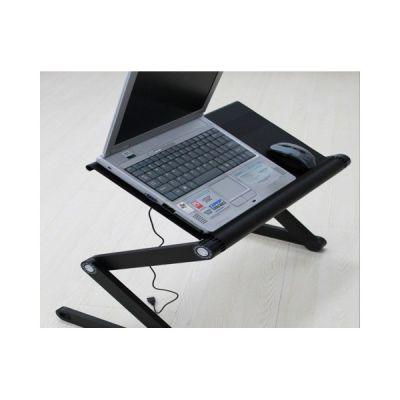 Aluminium Folding Laptop Table Zig Zag